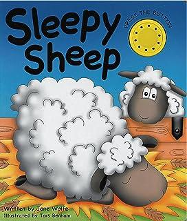 Sleepy Sheep: (a Noisy Book)
