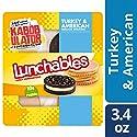 Oscar Mayer, Lunchables, Turkey Cheese & Cookie, 3.4 oz