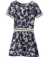 Splendid Littles - All Over Floral Printed Dress (Big Kids)