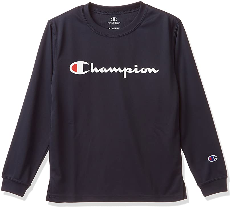 冷ややかなモナリザ大騒ぎ[チャンピオン] プラクティスロングスリーブTシャツ バスケットボール CK-LB428