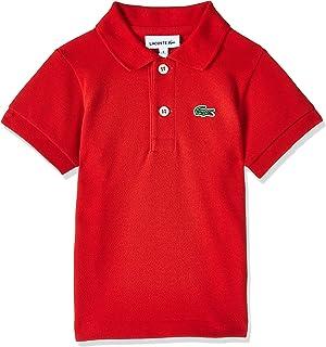 Boys' Short Sleeve Classic Pique Polo Shirt
