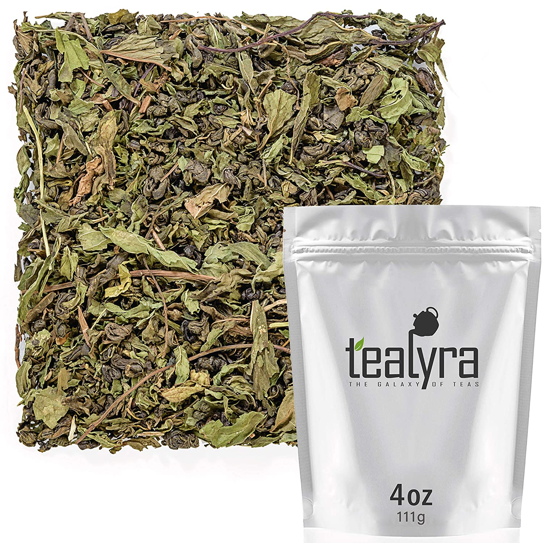 Tealyra SALENEW very popular! - Moroccan Mint F Spearmint Peppermint Max 44% OFF Gunpowder