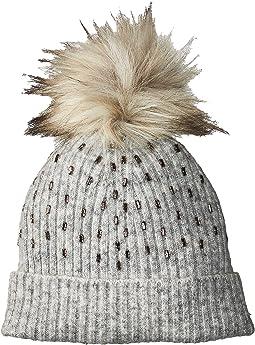 LAUREN Ralph Lauren - Baguette Rhinestone Hat