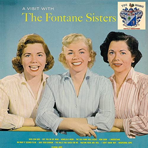 Amazon Music - The Fontane SistersのThe Waltz You Saved for Me ...
