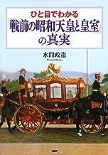 表紙: ひと目でわかる「戦前の昭和天皇と皇室」の真実 | 水間 政憲