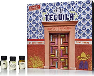 Drinks by the Dram - The Tequila Advent Calendar (2019 Edition)