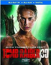 Tomb Raider (Bilingual) [Blu-Ray 3D + Blu-Ray + Digital]