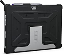UAG Microsoft Surface 3 Feather-Light Composite [Black] Aluminum Stand Military Drop Tested Case