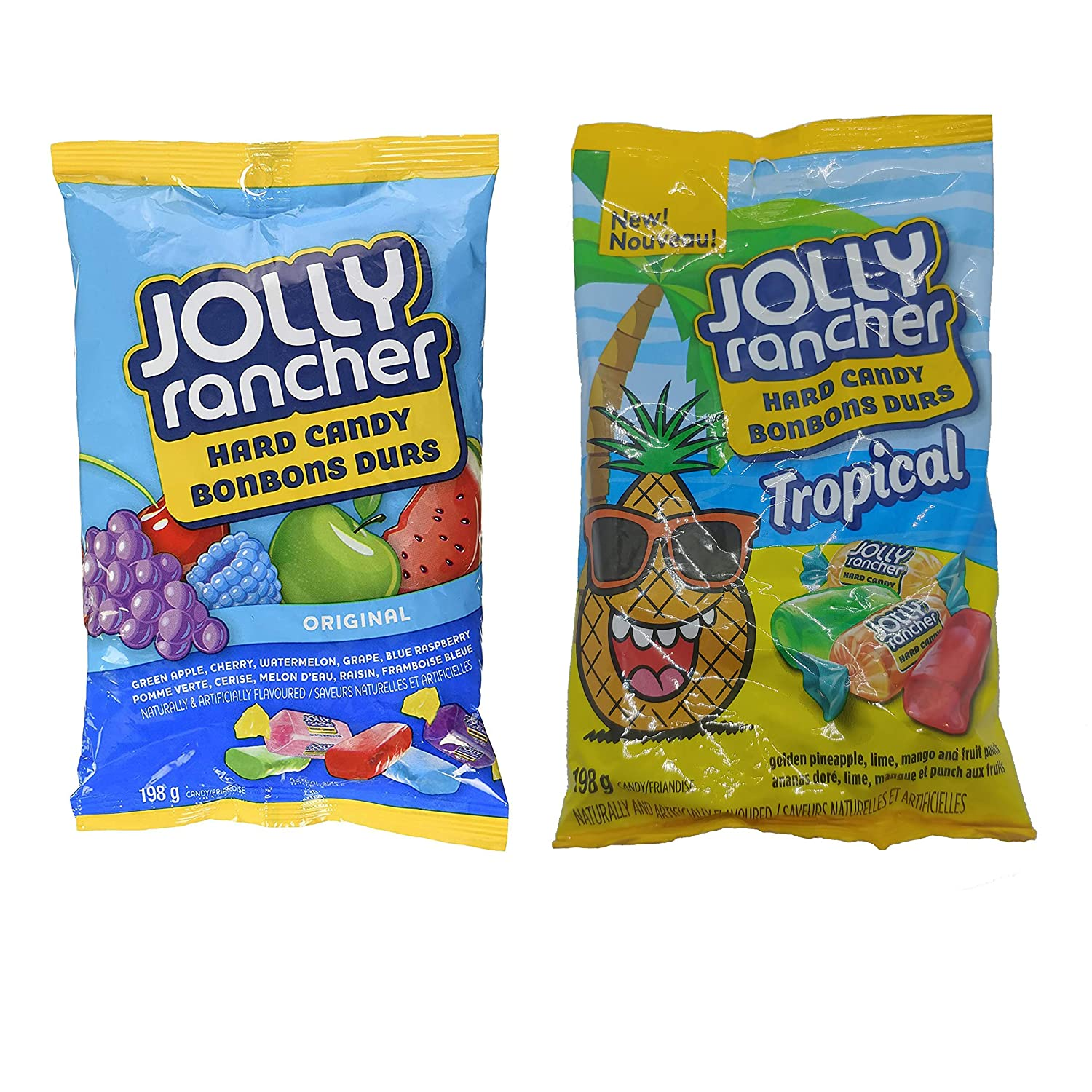 Beauty products Jolly Rancher Fruity Hard Candies 1 Original Flavour Bag Super special price Bundle: