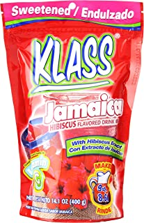 Klass Bev Mix Jamaica Sweetened, 14.1 oz