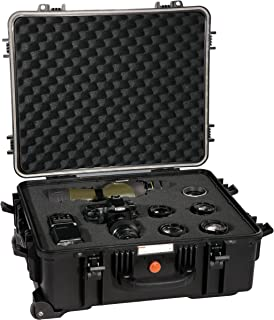Vanguard Supreme 53F Kamera Çantası, Siyah