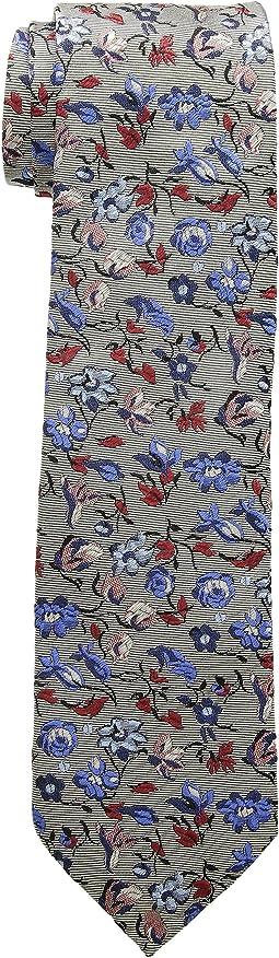 8cm Wallpaper Floral Tie