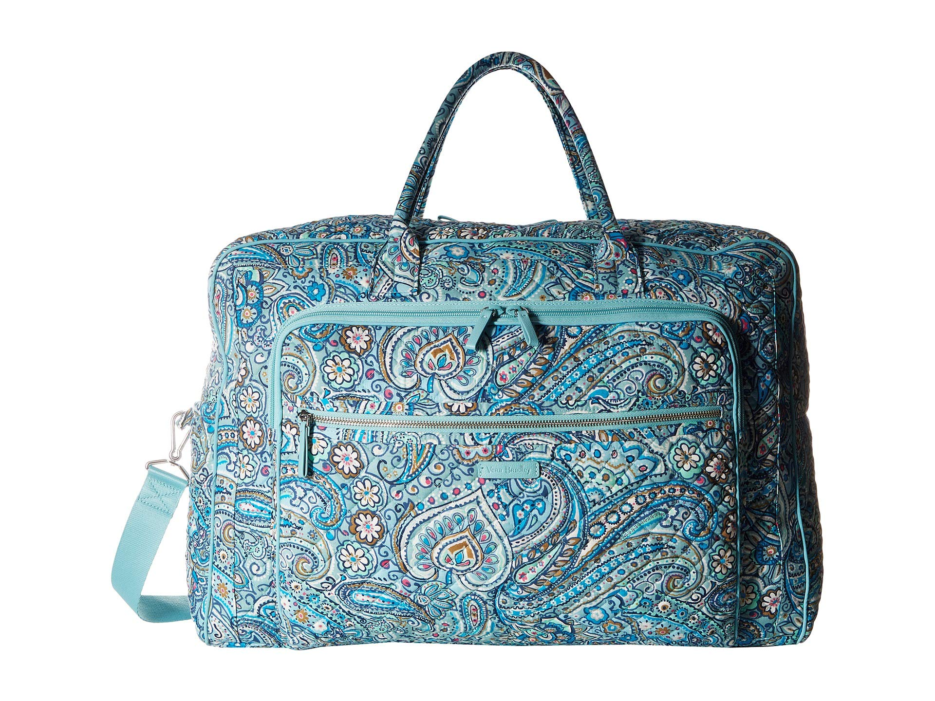 Weekender Bag Vera Daisy Paisley Iconic Dot Grand Travel Bradley f7w1Rwtq