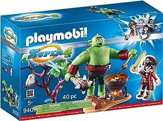 PLAYMOBIL Ogro con Ruby Muñecos y Figuras, Multicolor, 9,3 x 28,4 x 18,7 cm 9409