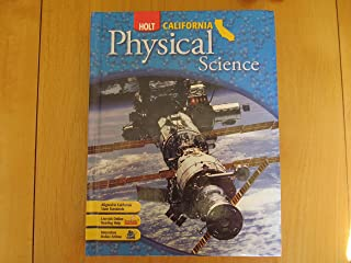 Holt Science & Technology: Student Edition Grade 8 Physical Science 2007