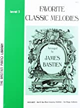 WP75 - Favorite Classic Melodies - Level 3 - Bastien