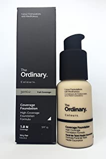THE ORDINARY Coverage Foundation - SPF 15 30ml - 25,000 wait