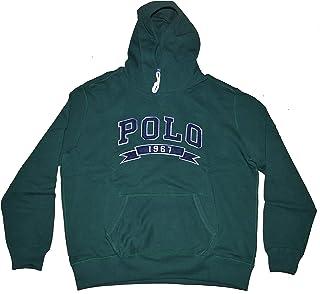 535ffab3594 FREE Shipping on eligible orders. Polo Ralph Lauren Men s Cotton Blend  Fleece Lined Pullover Hoodie Sweatshirt