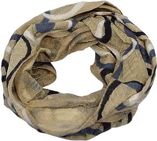 felted wool flower scarf