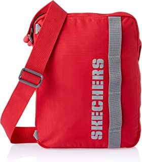Skechers S563 Malibu Reporter Bag, Red, 28 Centimeters
