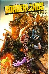 Borderlands Origins Paperback