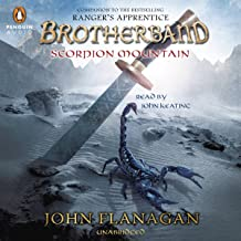 Scorpion Mountain: Brotherband Chronicles, Book 5