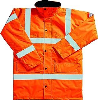 Amarillo Medium Los Hombres De Hi-Vis Camiseta Blackrock 8031004