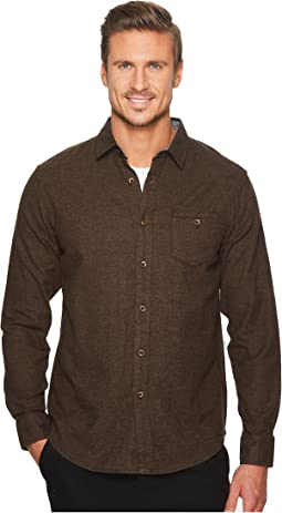 VISSLA - El Morro Long Sleeve Flannel