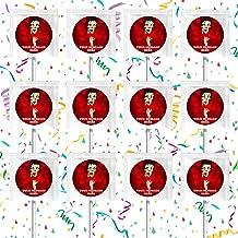 Betty Boop Party Favors Supplies Decorations Lollipops 12 Pcs