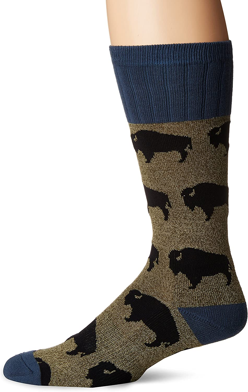 Socksmith Bison
