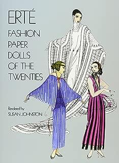 Erté Fashion Paper Dolls of the Twenties (Dover Paper Dolls)