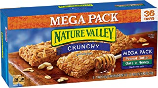 nature valley thin granola bars
