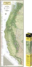 Download National Geographic: Pacific Crest Trail Wall Map in gift box Wall Map (18 x 48 inches) (National Geographic Reference Map) PDF
