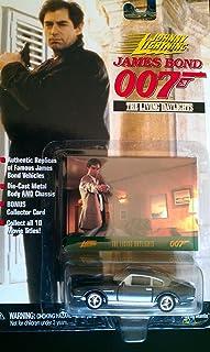 "Johnny Lightning James Bond ""The Living Daylights"" Aston Martin Vantage"
