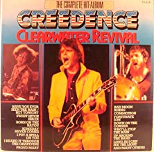 CREEDENCE CLEARWATER REVIVAL (THE COMPLETE HIT ALBUM)
