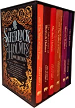 The Sherlock Holmes Collection 6 Books Box Set By Sir Arthur Conan Doyle (His Last Bow, The Memories of Sherlock Holmes, A...