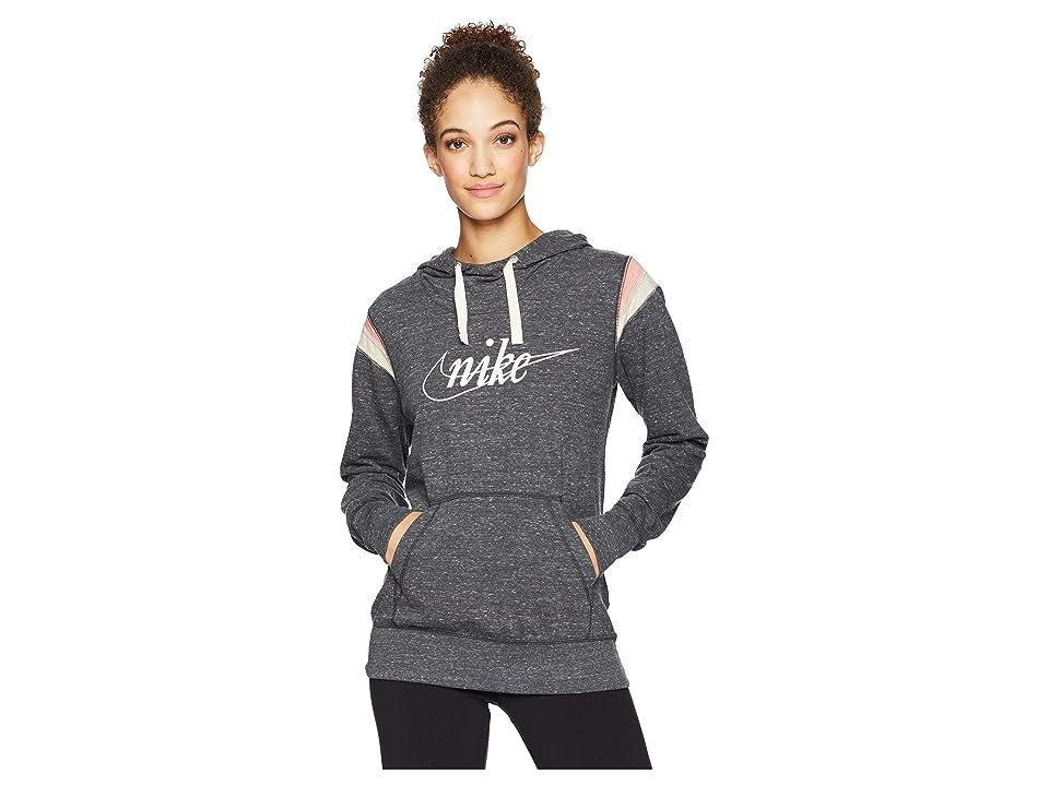 Nike Gym Vintage Hoodie Pullover HBR (Anthracite/Sail) Women