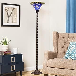 Tiffany Uplight Floor Lamp 72