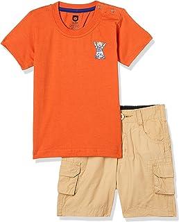 612 League Baby Boys' Regular Fit Clothing Set