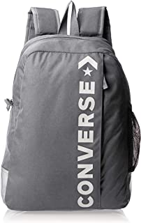 Converse Unisex Backpack - Polyester, Grey 10008286 A03 020