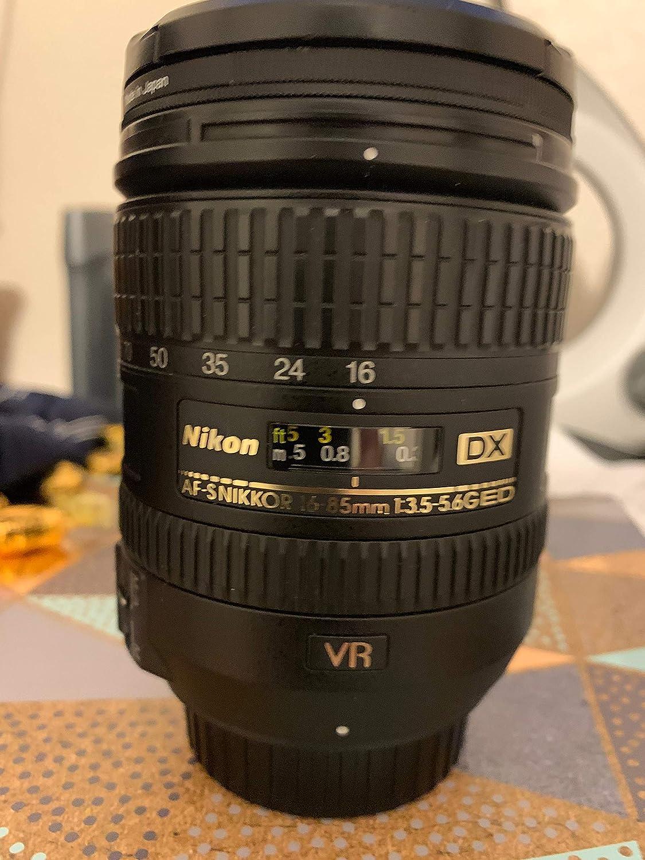 Nikon sold out AF-S Special price DX NIKKOR 16-85mm f Z ED Vibration Reduction 3.5-5.6G