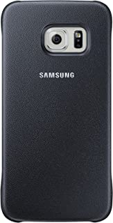 Samsung Samsung Protective Cover for Samsung Galaxy S6 - Black Sapphire