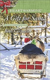 A Gift for Santa: A Clean Romance (A Northern Lights Novel Book 2)