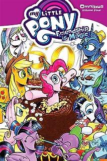 My Little Pony Omnibus Volume 4