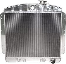 KKS4954 3 Rows All Aluminum Radiator 1949-1954 Chevy Cars v8 Engine