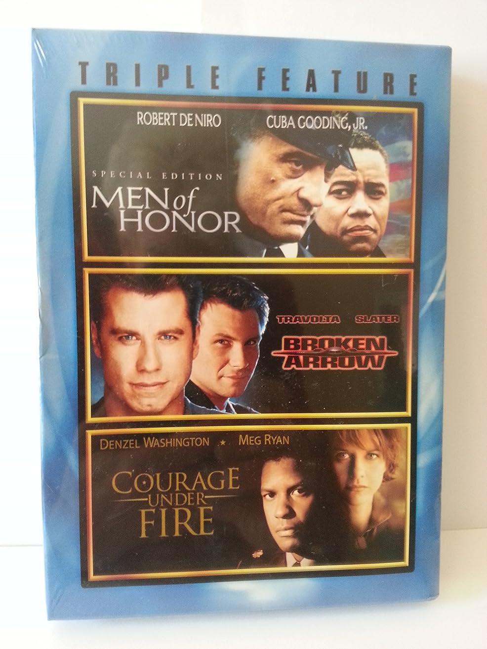 Men of Honor, Broken Arrow, Courage Under Fire