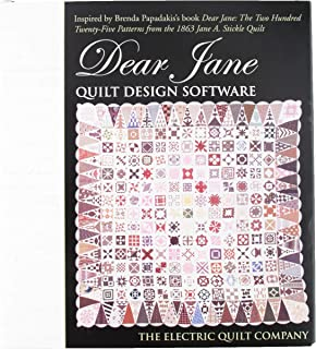 dear jane quilt software