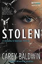 Stolen: A Cassidy & Spenser Thriller (Cassidy & Spenser Thrillers Book 4)