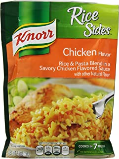 Knorr Rice Sides For a Delicious Easy Meal Chicken No Artificial Flavors 5.6 oz