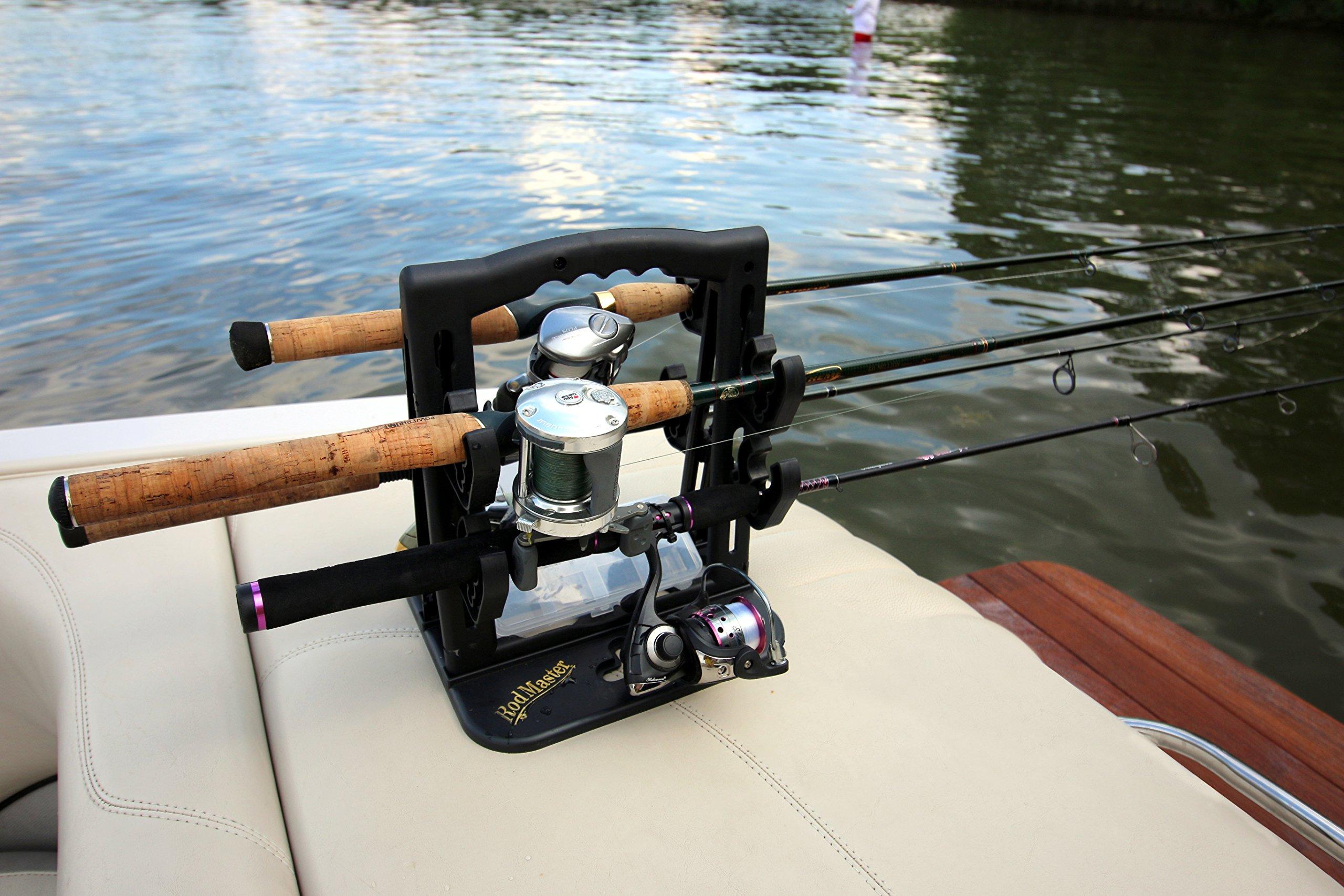 Rodmaster Rod Caddy, Rod Carrier, Fishing Rod Rack
